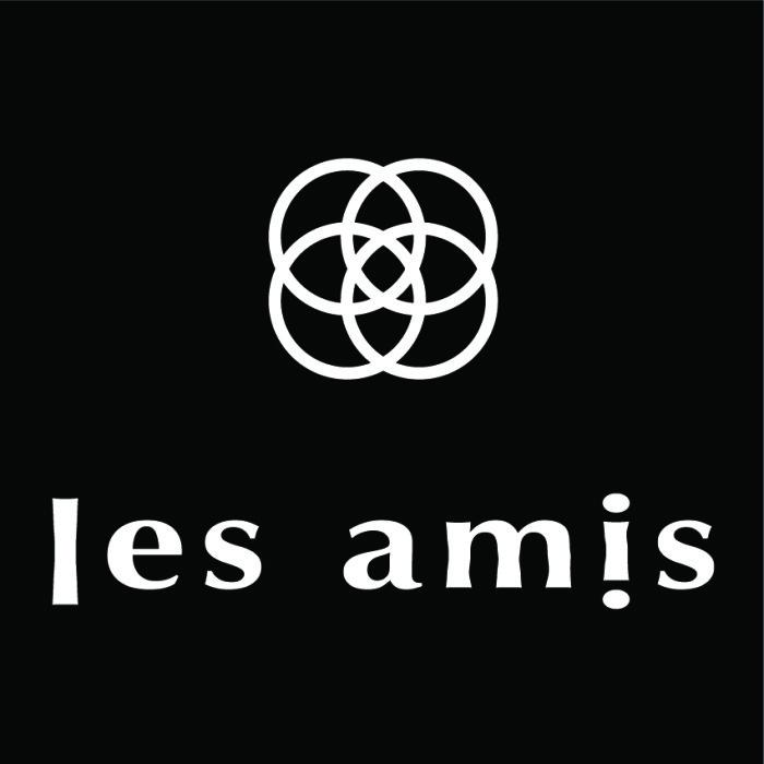 les_amis_complete_logo_White on Black_72dpi