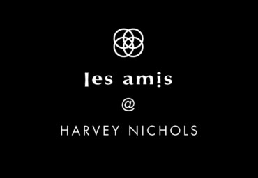 We are now at HARVEY NICHOLS