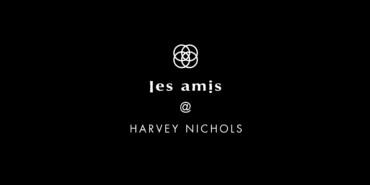 We are at Harvey Nichols